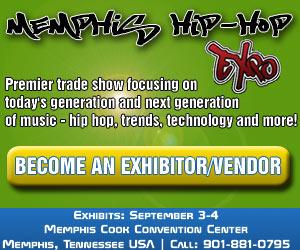 Memphis Hip Hop Expo Banner
