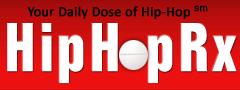 HipHopRx Logo