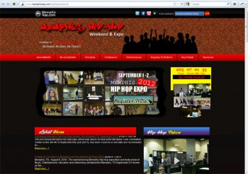 Memphis Hip-Hop Website