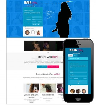 Hair Fyx - Hair and Beauty Marketplace and Community